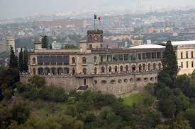 Batalla de Churubusco, Catillo de Chapultepec y Molino del Rey