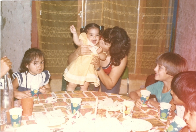 My 1st Birthday