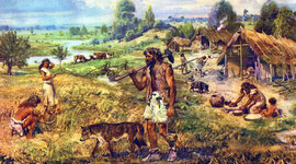 PREHISTORIA E HISTORIA timeline