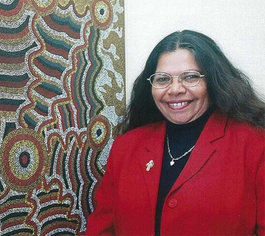 WA Carol Martin the first indigenous woman elected to a State Parliament
