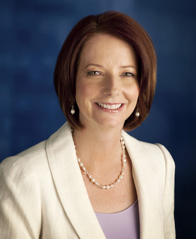 Ms Julia Gillard MP becomes Prime Minister.