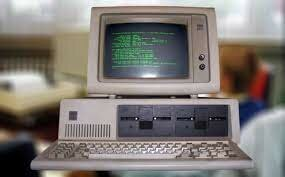 El primer PC, por IBM