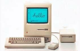 Aparece Macintosh