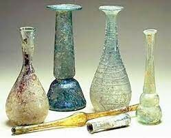 Vidrio (3.000 A.C)
