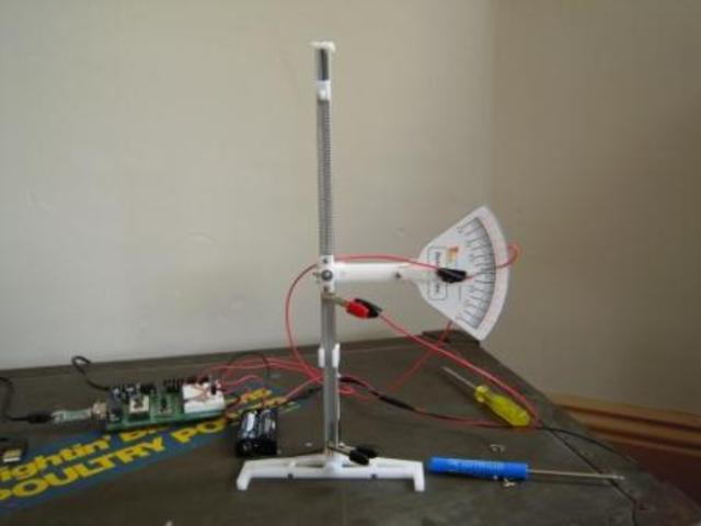 Motor Testbed Created