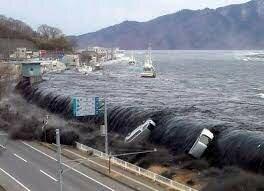 tsunami japo