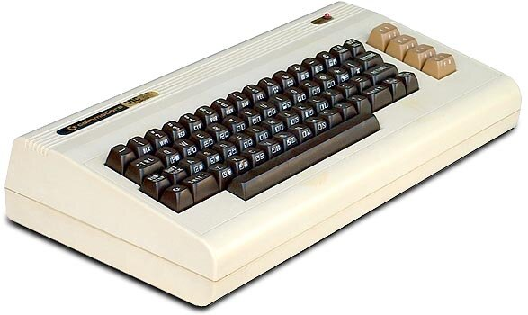 Commodore VIC-20 primera computadora en el mundo en pasar la marca de un millón de unidades vendidas