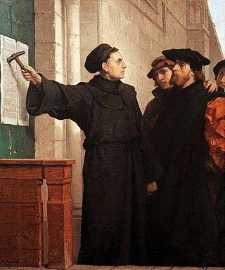 95 Tesis (Luter)