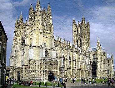 Anglicanisme a Inglaterra