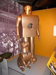 Elektro,o primeiro robot