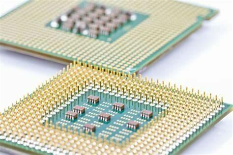 Invención de los microprocesadores