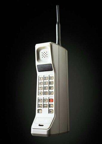 La invención de los teléfonos móviles