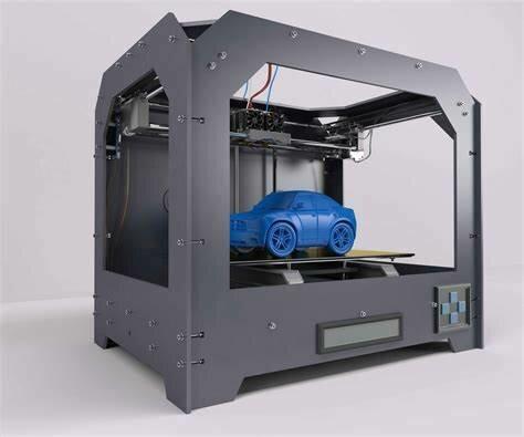 La invención de la impresión en 3D