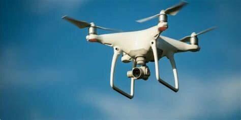 La invención de los drones para uso lúdico