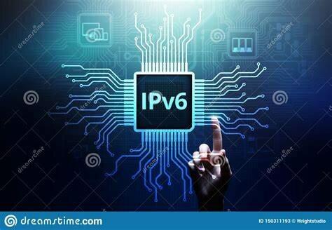 La invención de el protocolo de comunicación IPV6
