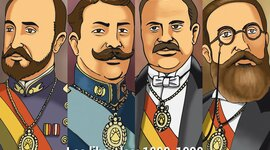 GOBIERNOS LIBERALES (1899 - 1920) timeline