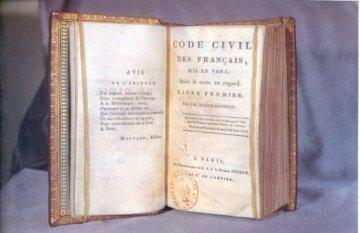 Napoleonic Code