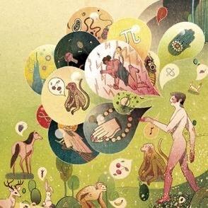 creación de mitos = cooperación