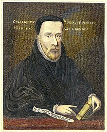 Bible translation by William Tyndale