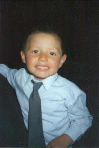 My first nephew