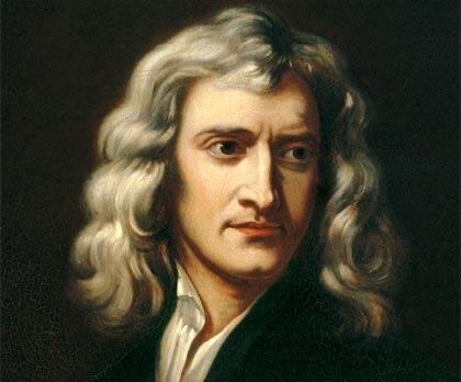 la gran síntesis Issac Newton