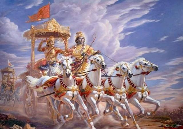 Mahabharata and The Bhagavad Gita (1500 B.C.E.)