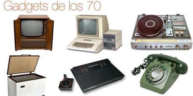 La decada de 1970