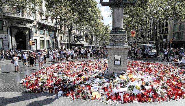 Atentat a Barcelona