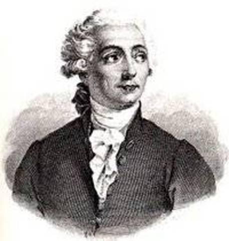 Antoine Laviosier