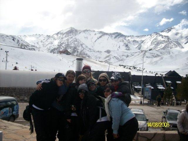 Travel to Mendoza