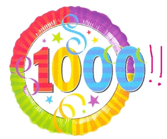 1000 texts
