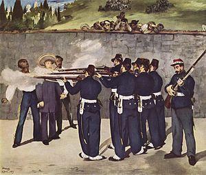 Fusilamiento de Maximiliano