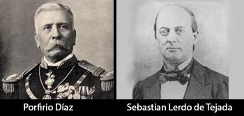 Fin de el gobierno de Sebastián Lerdo de Tejada