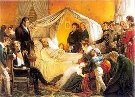 Napoleon dies