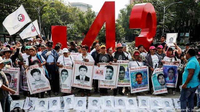 Desapareixen 43 estudiants de Mèxic