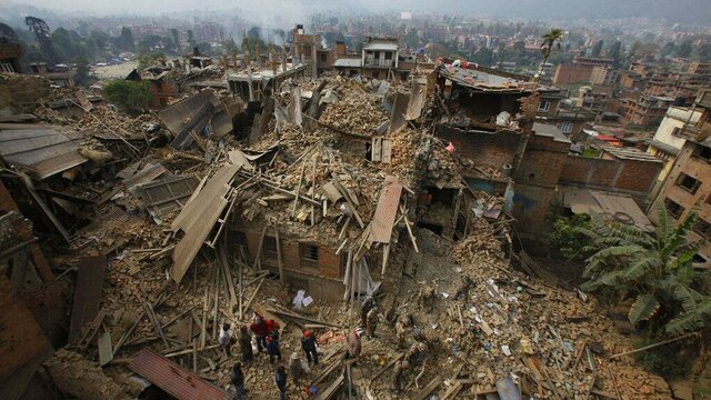 Terretrèmol del Nepal