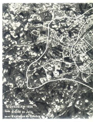 Bombardeo de Oviedo