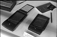 computadores de bolsillo( PDA)