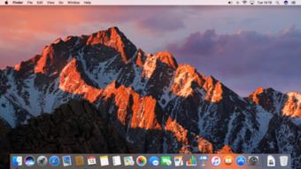 macOs 10.12 (Sierra)
