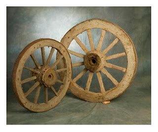 Aparición de la rueda