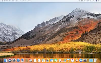 macOS 10.13 (High Sierra)