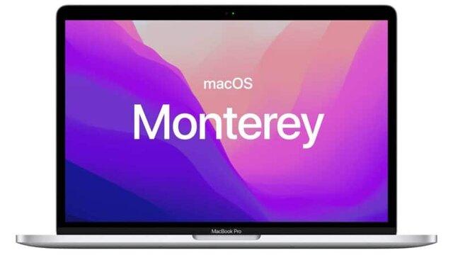 macOS 12 (Monterey)