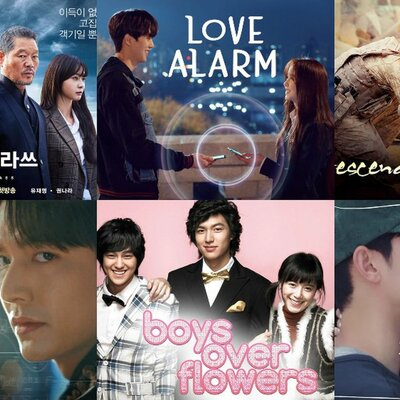 Películas de amor kdramas timeline