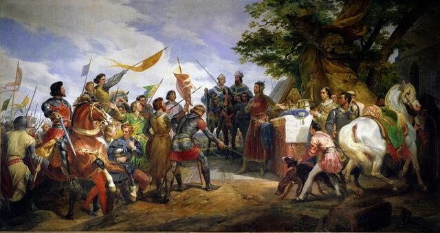Battaglia di Bouvines