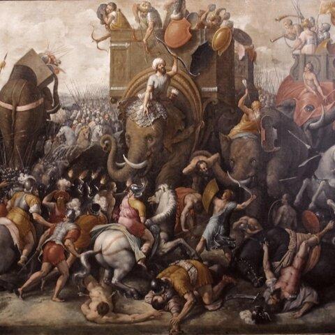 Fases Conquista Romanos