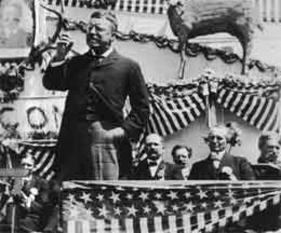 Roosevelt Corollary proclaimed