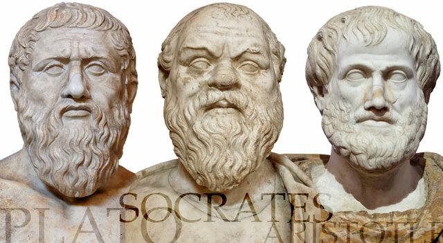 (470-347 AC) Antigua Grecia: Socrates, Platon, Aristoteles