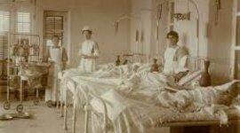 A Stroll through Healthcare History timeline