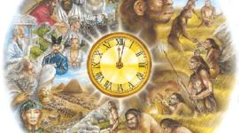 Periodos Evolutivos de la Humanidad timeline