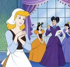 Cinderella's Life changing moment